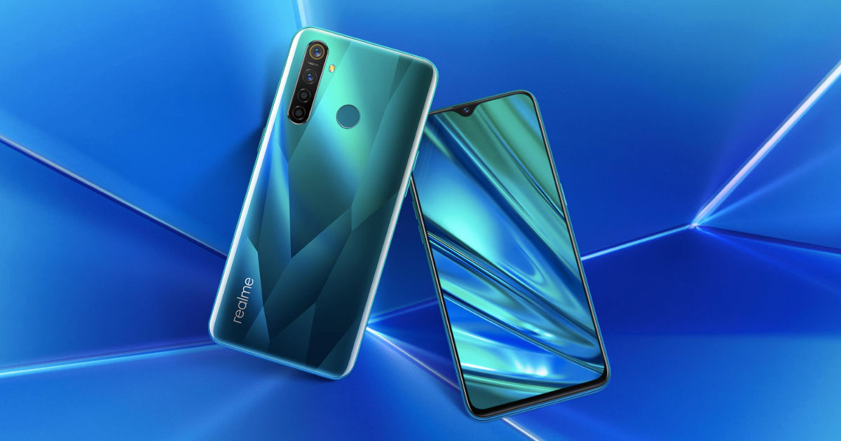 The 4 -2nd Method For Realme 5 Pro
