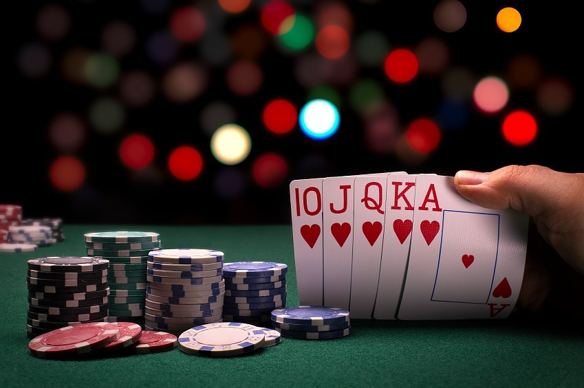 The Quickest & Easiest Approach to Gambling Online
