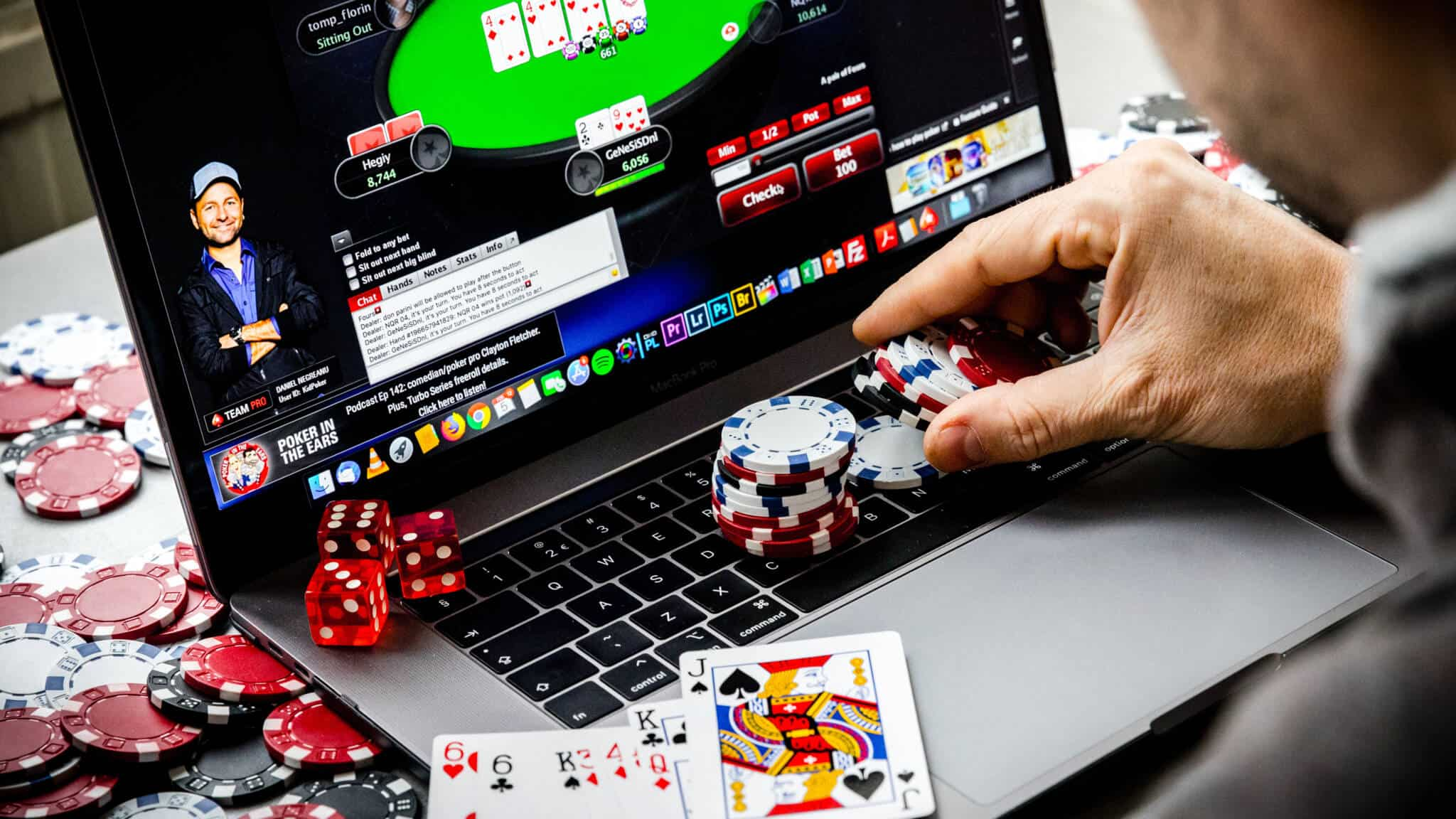 Questions For/About Gambling