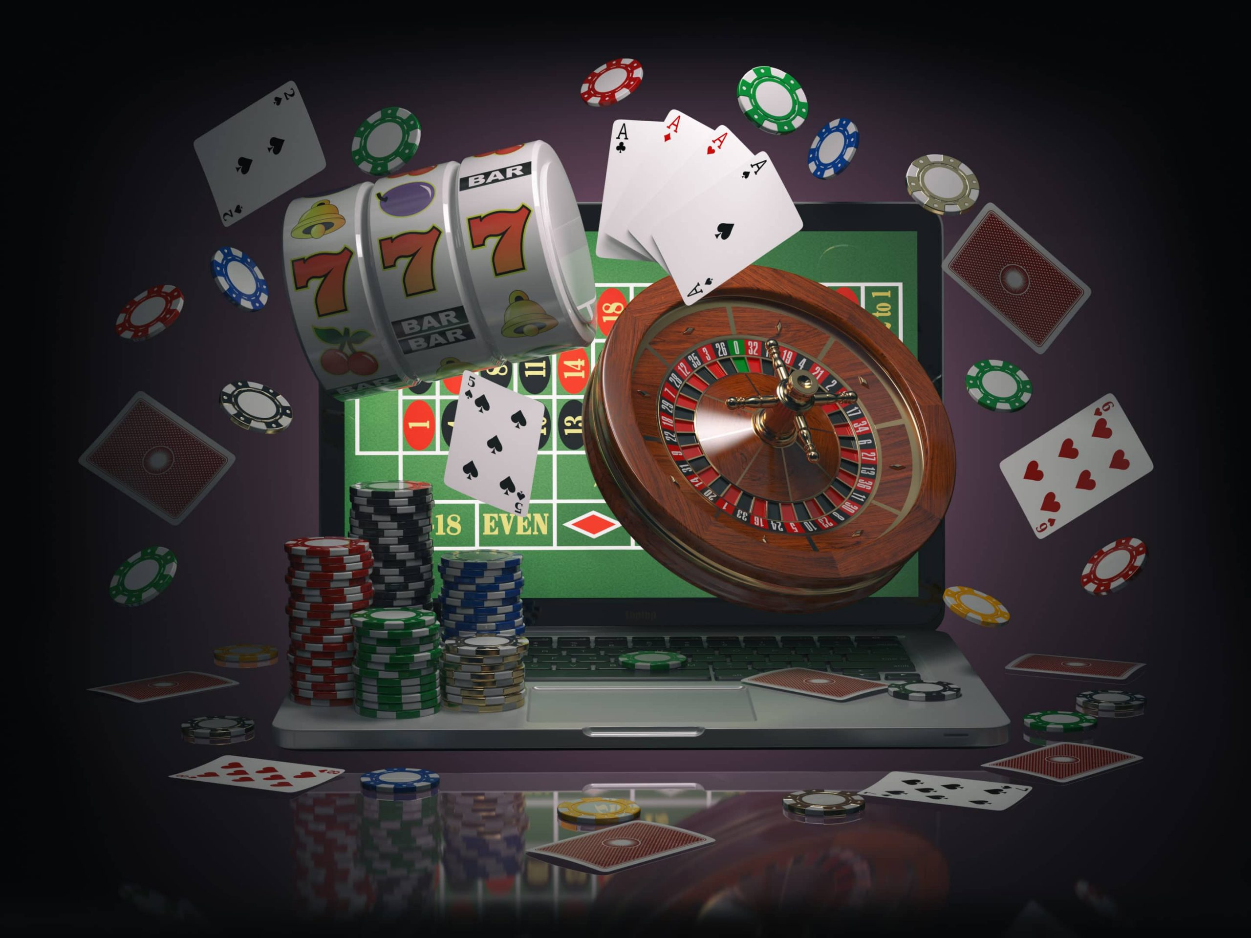 Fall In Love With Online Casino