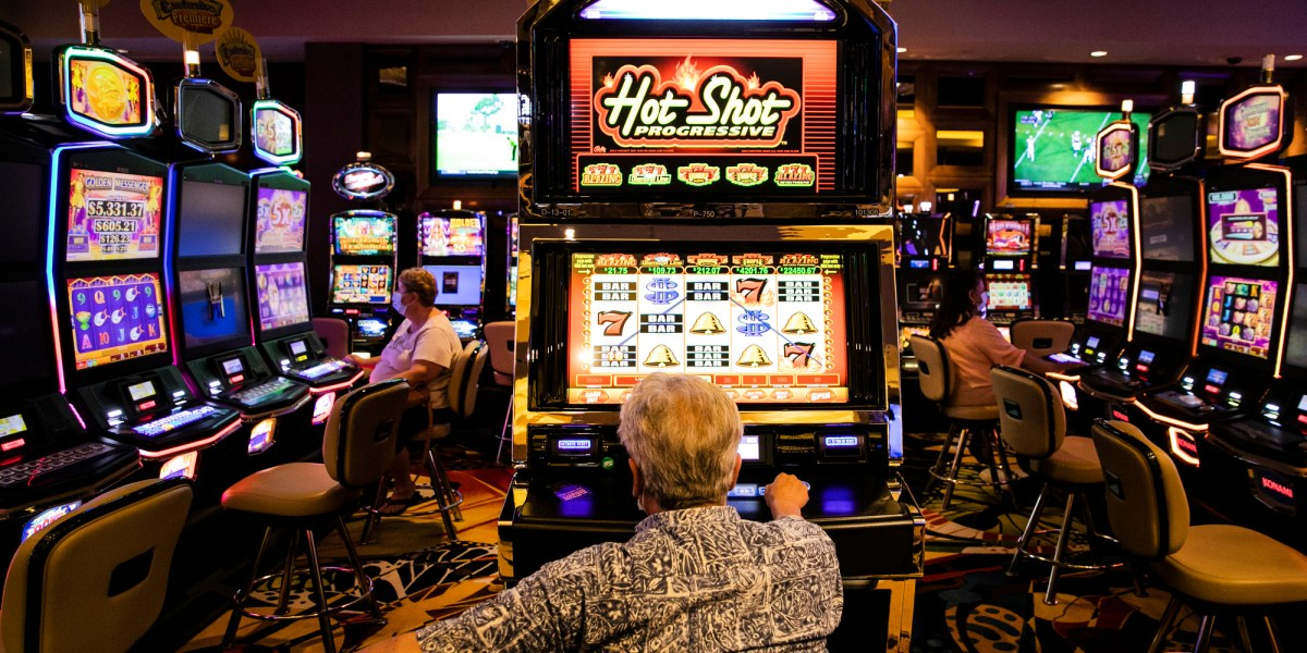 Stop Wasting Time And begin Online Casino.